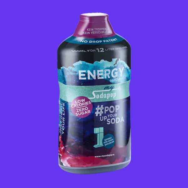 mysodapop Energy Essence